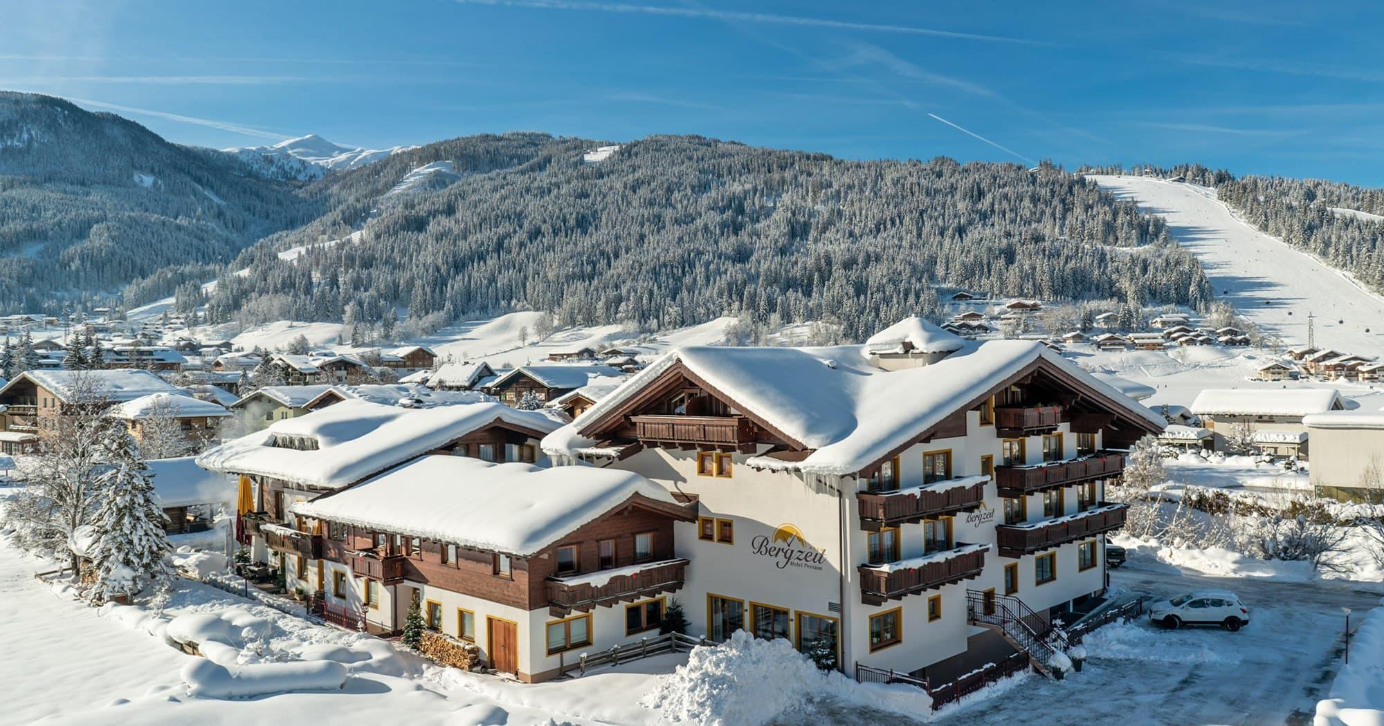 Zimmerpreise Winter Hotel Bergzeit Flachau