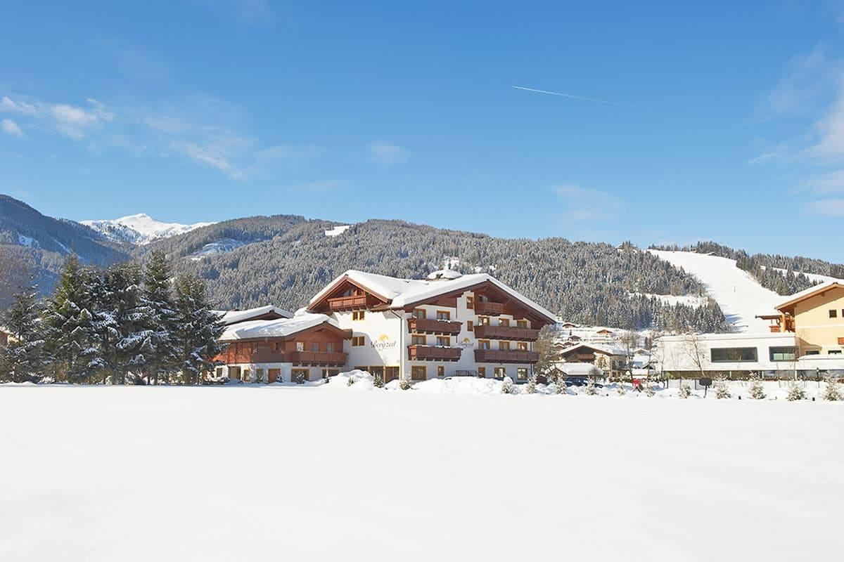 Skiurlaub 2019 Weihnachten.Winterpauschalen Hotel Bergzeit Flachau